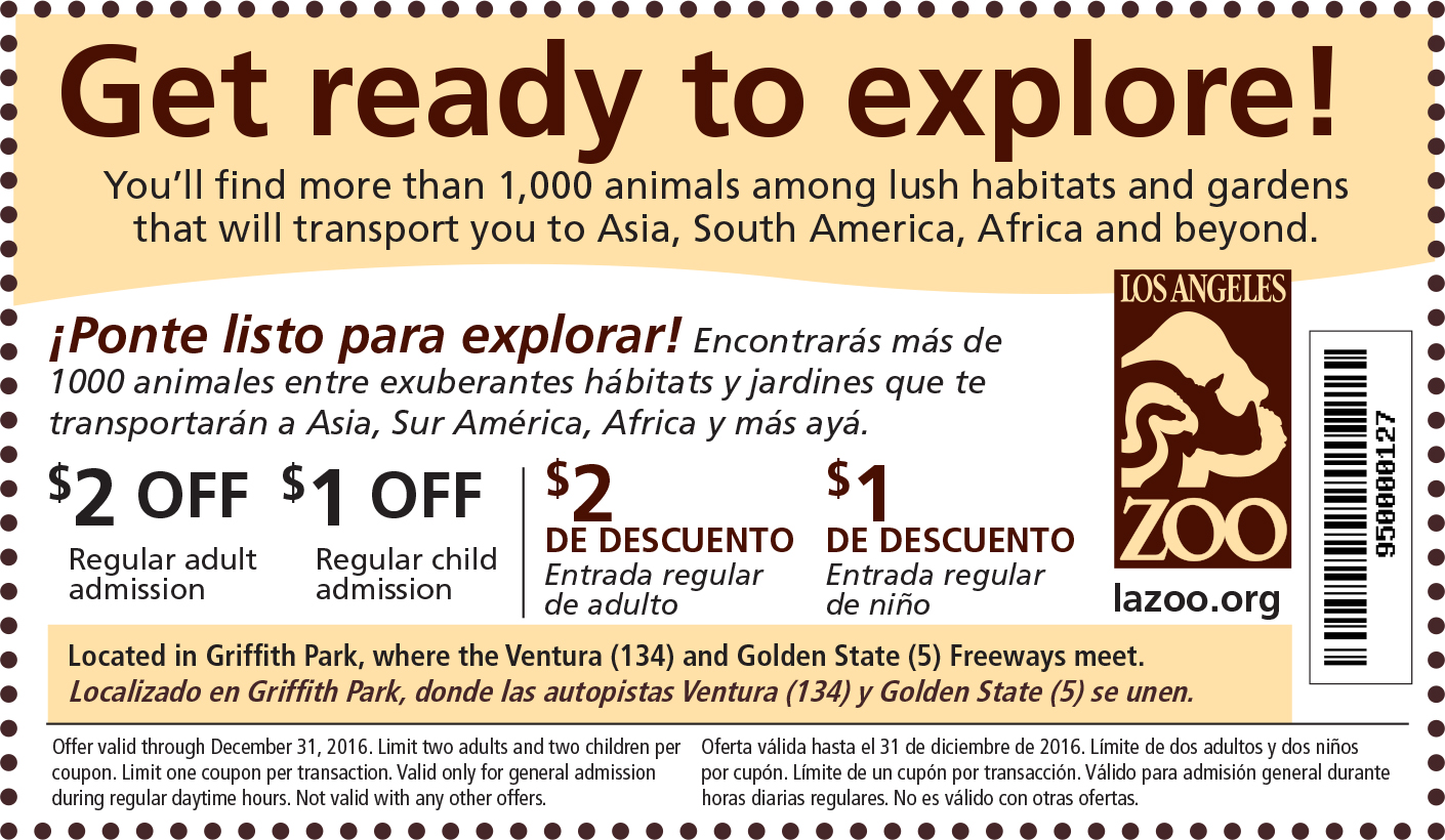 Melbourne zoo discount coupons