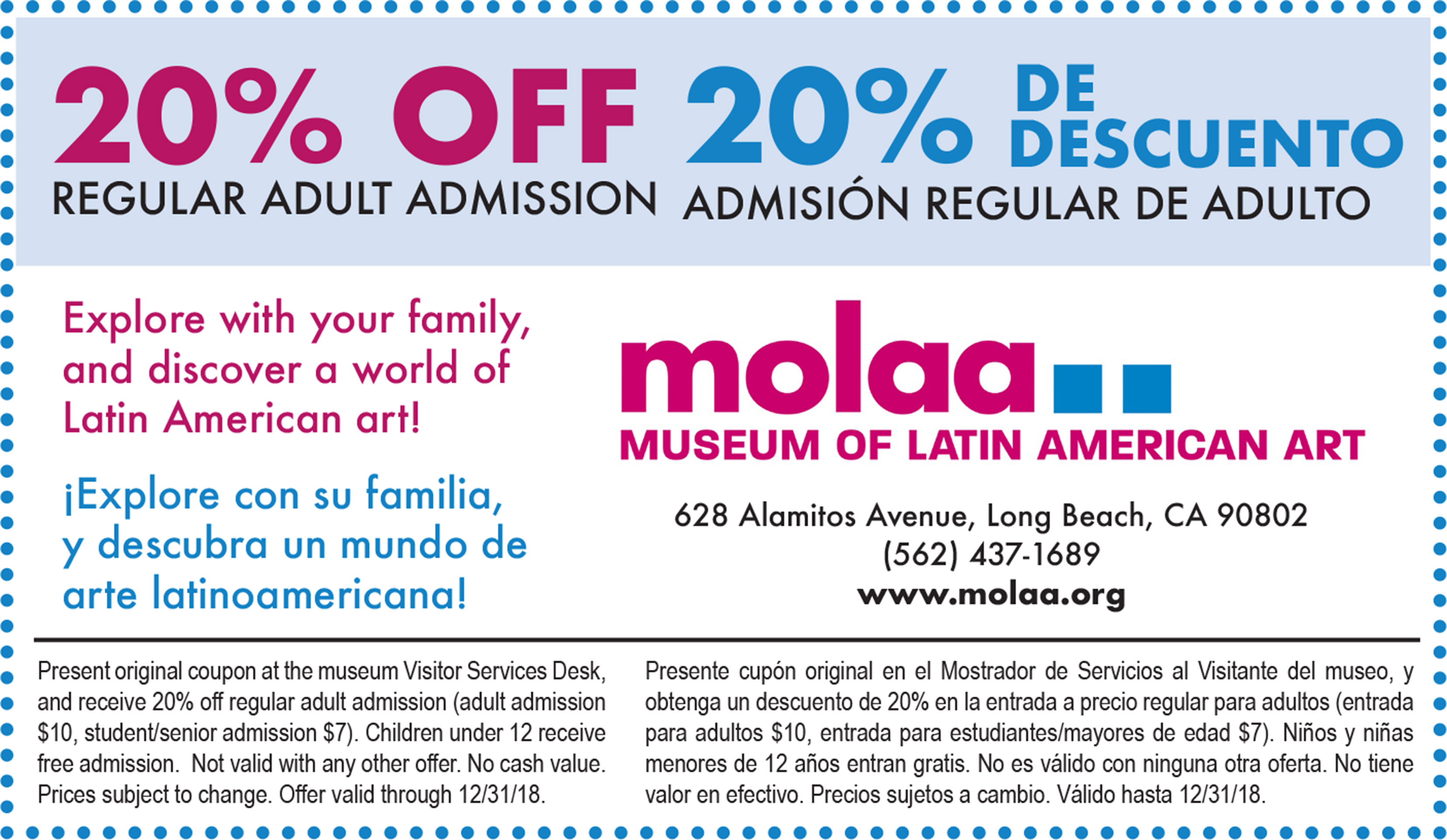 Natural History Museum Coupon Code Los Angeles