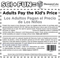 Natural History Museum Los Angeles Discount Coupon