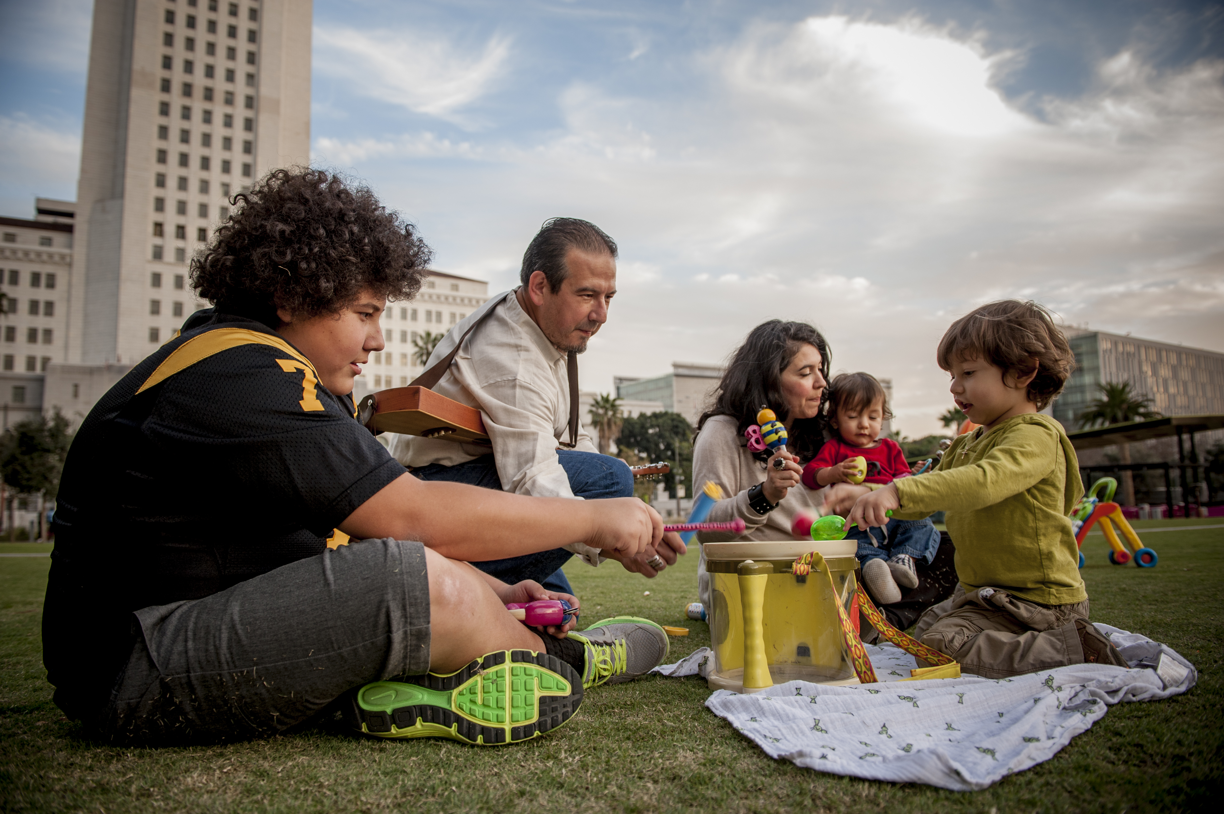 Four Ways That Students And Families >> Tips For Blended Families First 5 La Parents Family
