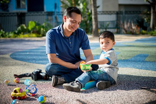 ​Forging a Fatherhood Network