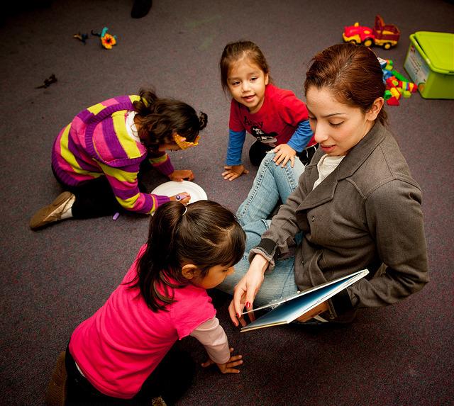 1e5bb04d27d5 Preschool 101: Teaching Philosophies and Styles