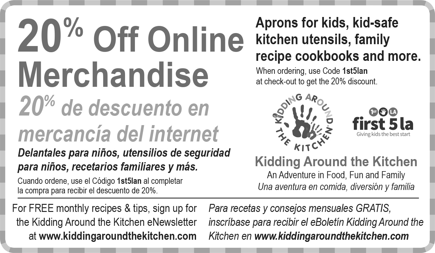 Snap Kitchen Coupon | Coupons And Partners First 5 La Parents Family