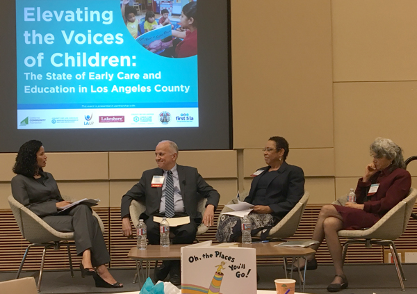 The State Of Early Care And Education In Los Angeles County First 5 La