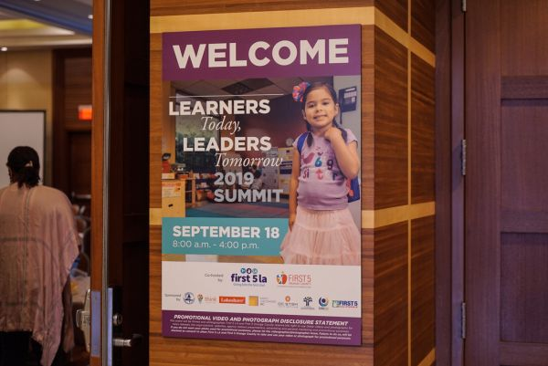 Learners Today, Leaders Tomorrow Summit Draws Hundreds Together