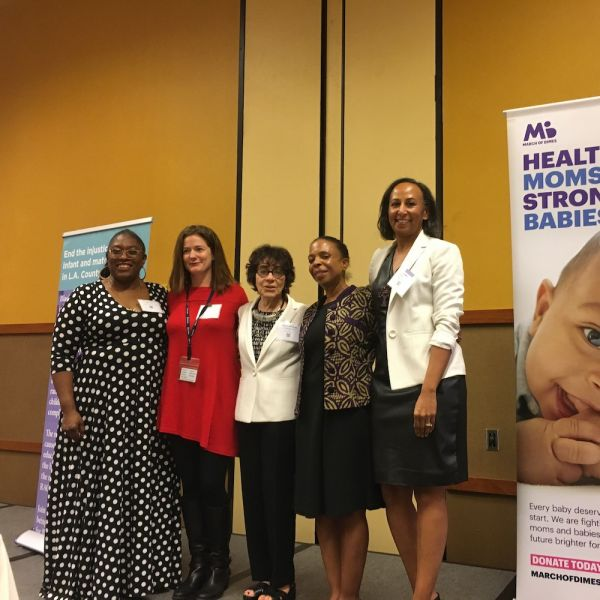 Birth Equity Summit Explores the Link Between Racism and Black Infant Deaths