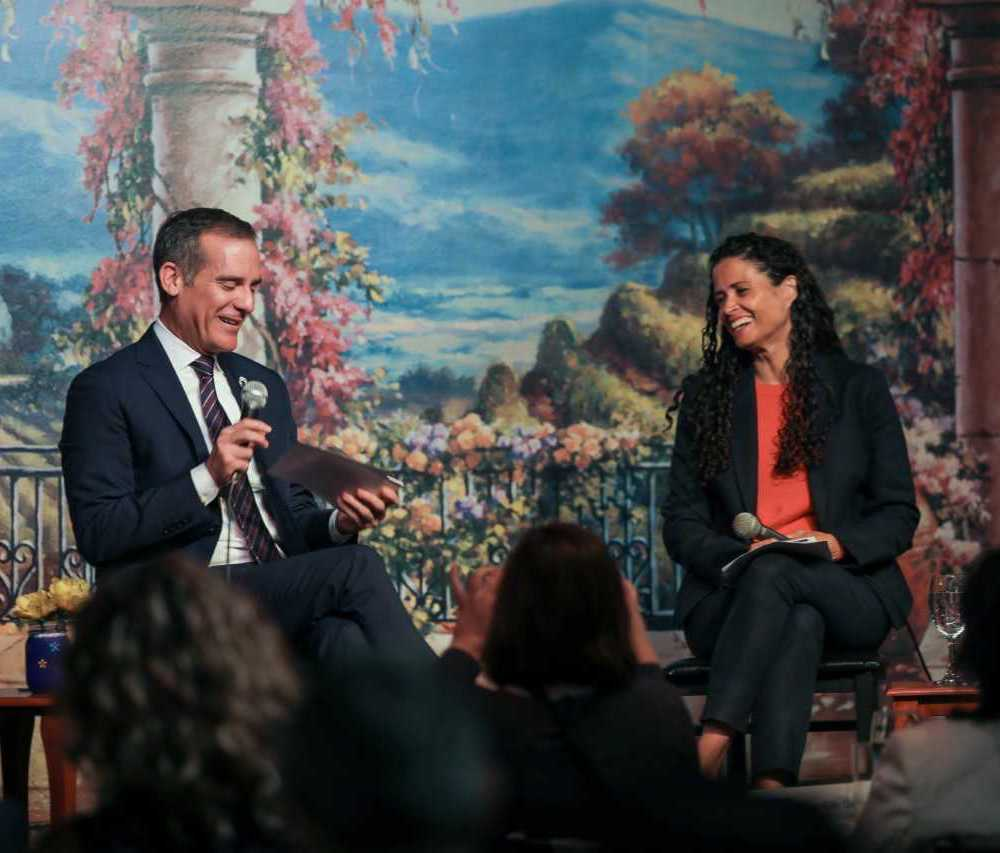 L A  Mayor Garcetti: Mayors Should Do More for Youngest