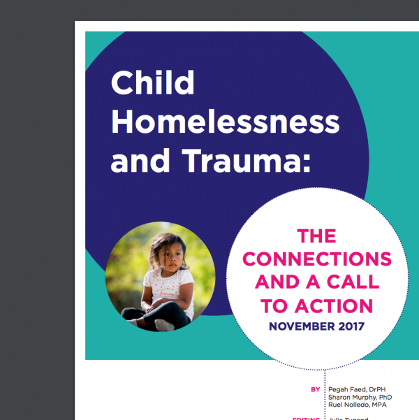 Report Names Traumatic Effects of Homelessness on Young Children, First 5 LA Calls for Trauma-informed Approach to Help Kids