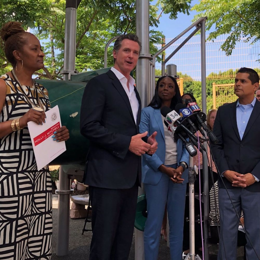 Gov. Newsom Underscores Long-Term Commitment to Early Childhood