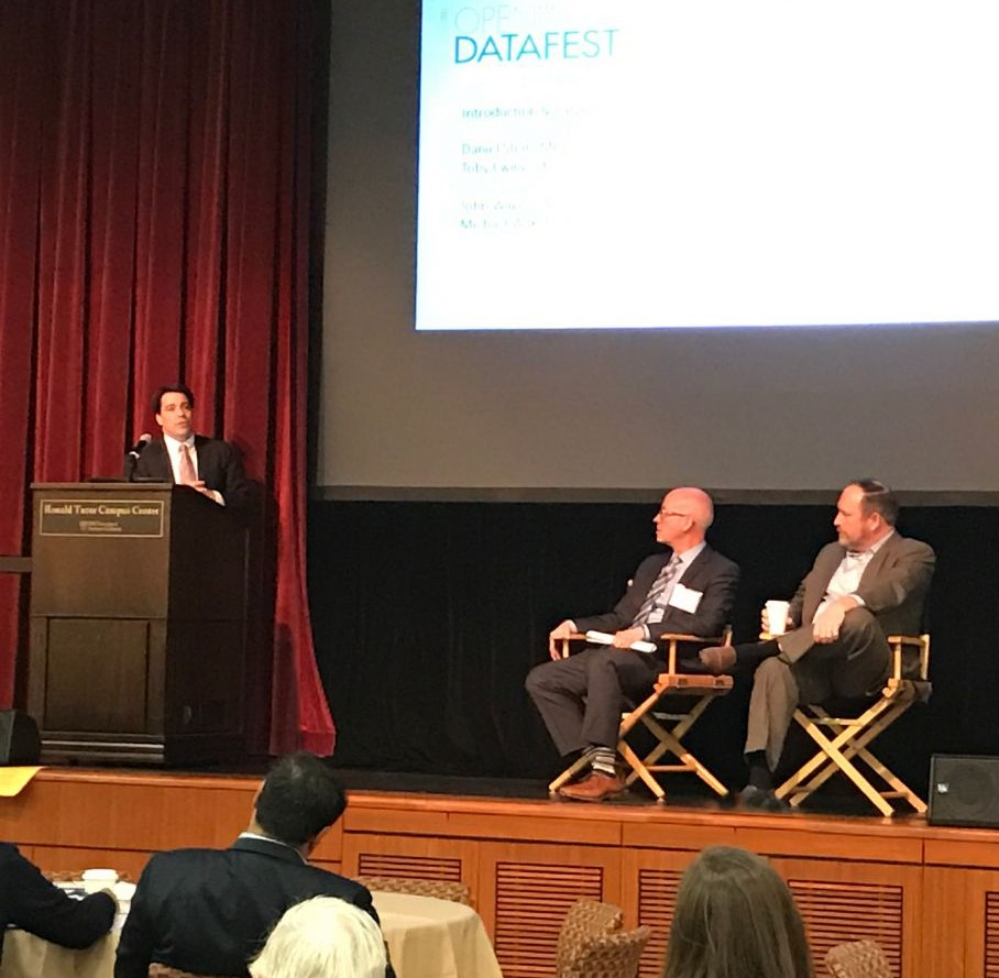 DataFest Draws Early Childhood Advocates