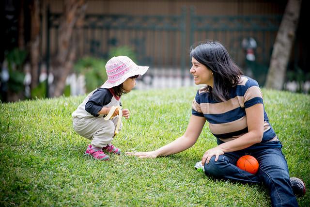 站在立场–小时候,妈妈和倡导者