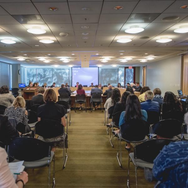Resumen de la reunión de la Comisión del 9 de mayo de 2019