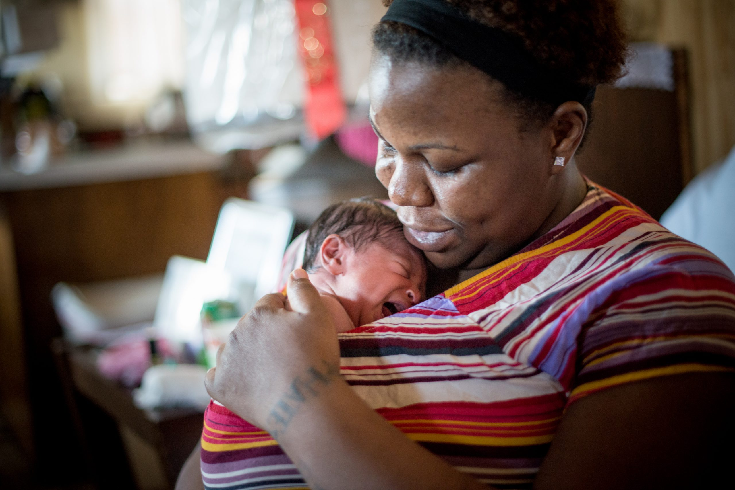 First 5 LA Addresses the African-American Infant Mortality Crisis