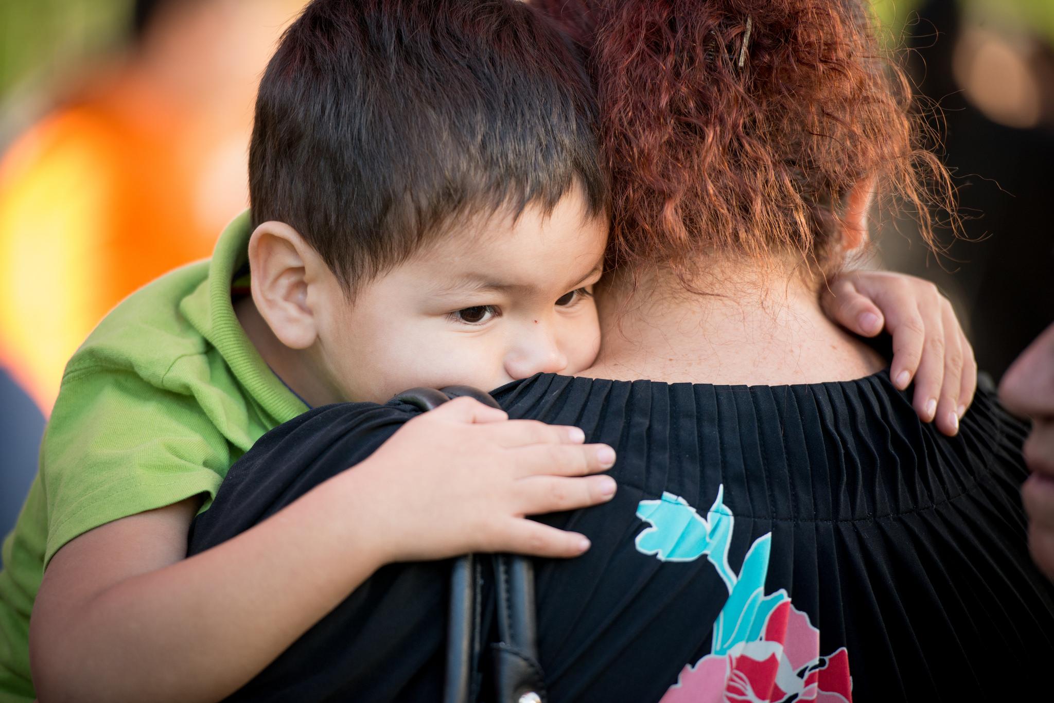 Eventos traumáticos: ayuda para padres y cuidadores