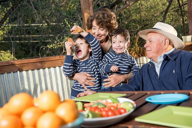 Multigenerational Safety: Grandparents as Caregivers