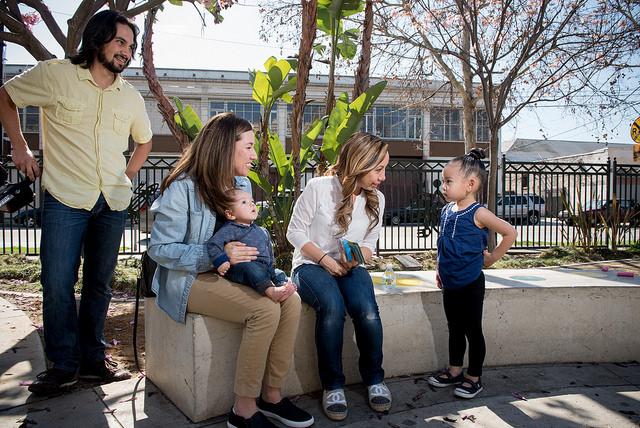 Lumilikha ng isang Parenting Network
