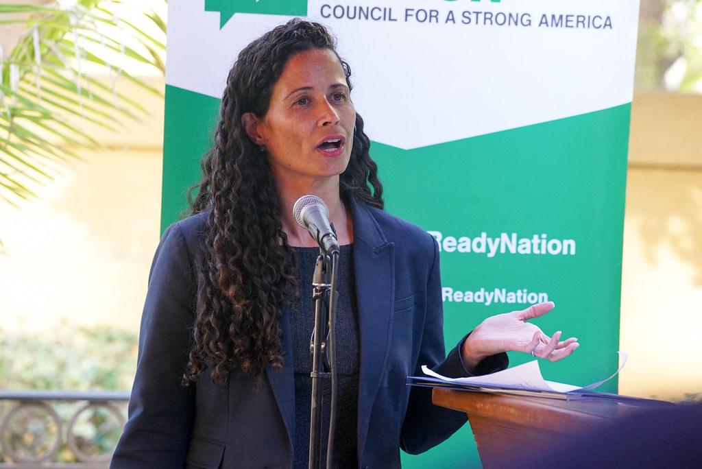 Buwan ng Kasaysayan ng Kababaihan: Unang 5 Mga Highlight ng LA na si Kim Pattillo Brownson