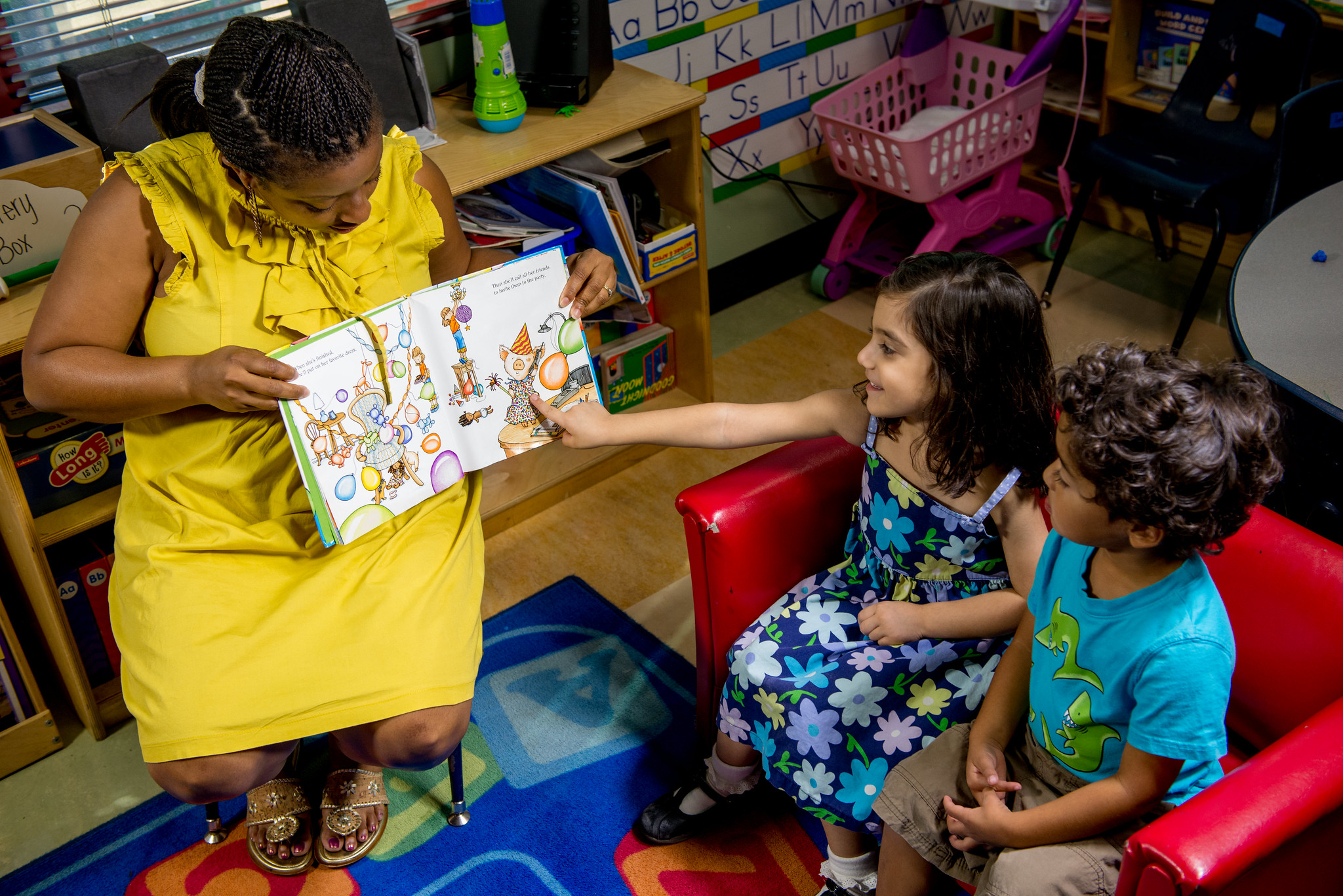 Support Race Equity by Reading Books with Diverse Characters