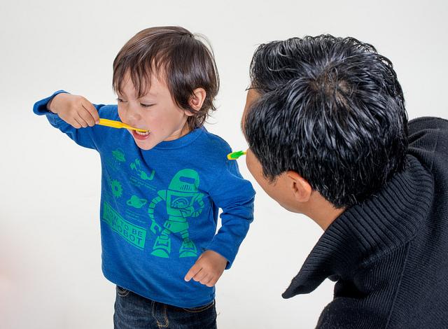 Tips for National Children's Dental Health Month