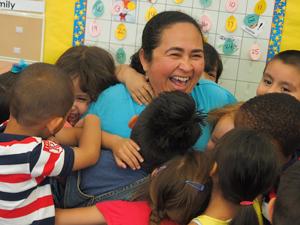 Honrando a los educadores de la primera infancia en el condado de Los Ángeles