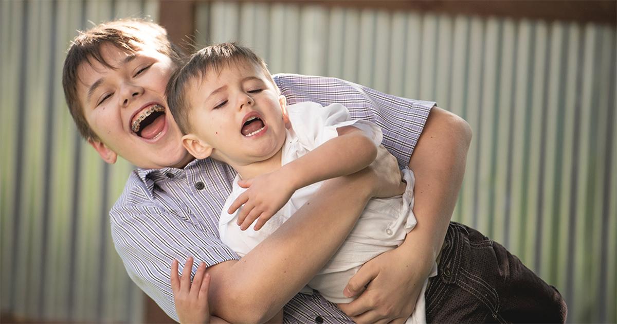 Parenting Strategies: Solving Sibling Squabbling