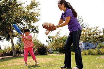 건강한 가족 습관 개발