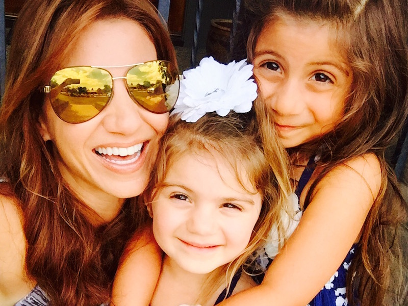 Jill Simonian's 5 Tips to Stay Sane during the First (Hard) Years of Motherhood
