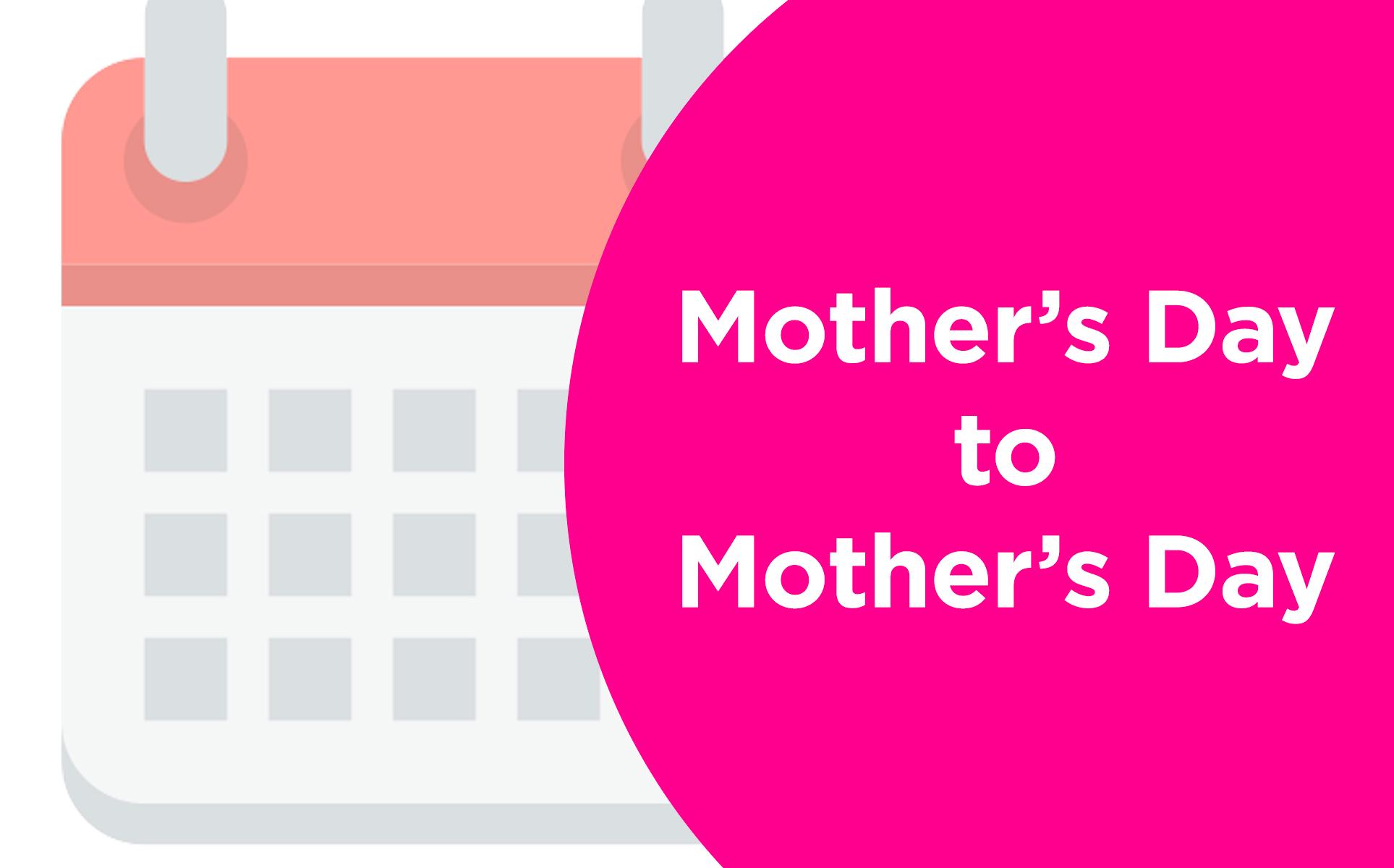 어머니 날부터 어머니 날까지 : 엄마의 건강과 웰빙의 해