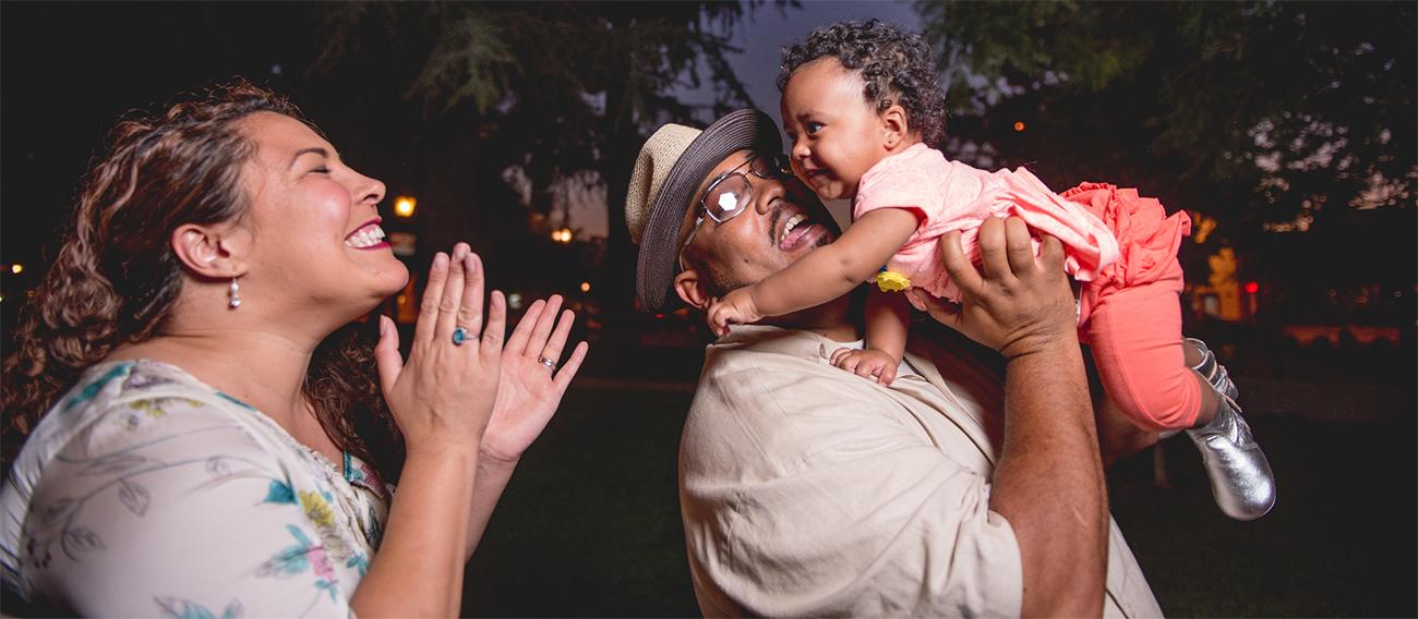 Tuổi và giai đoạn: Nuôi dạy con cái tích cực
