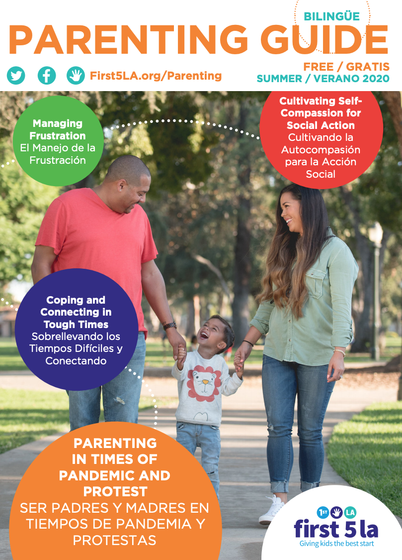 Summer 2020 Parenting Guide: Coping and Connecting in Tough Times