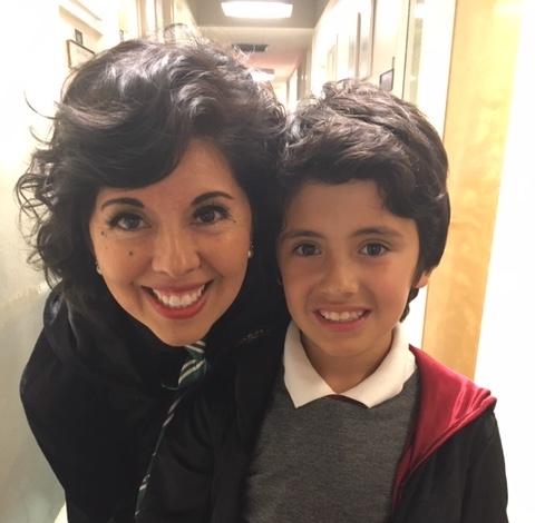 儿童冠军吉安妮娜·佩雷斯(GianninaPérez):努力为孩子们提供最佳的开始