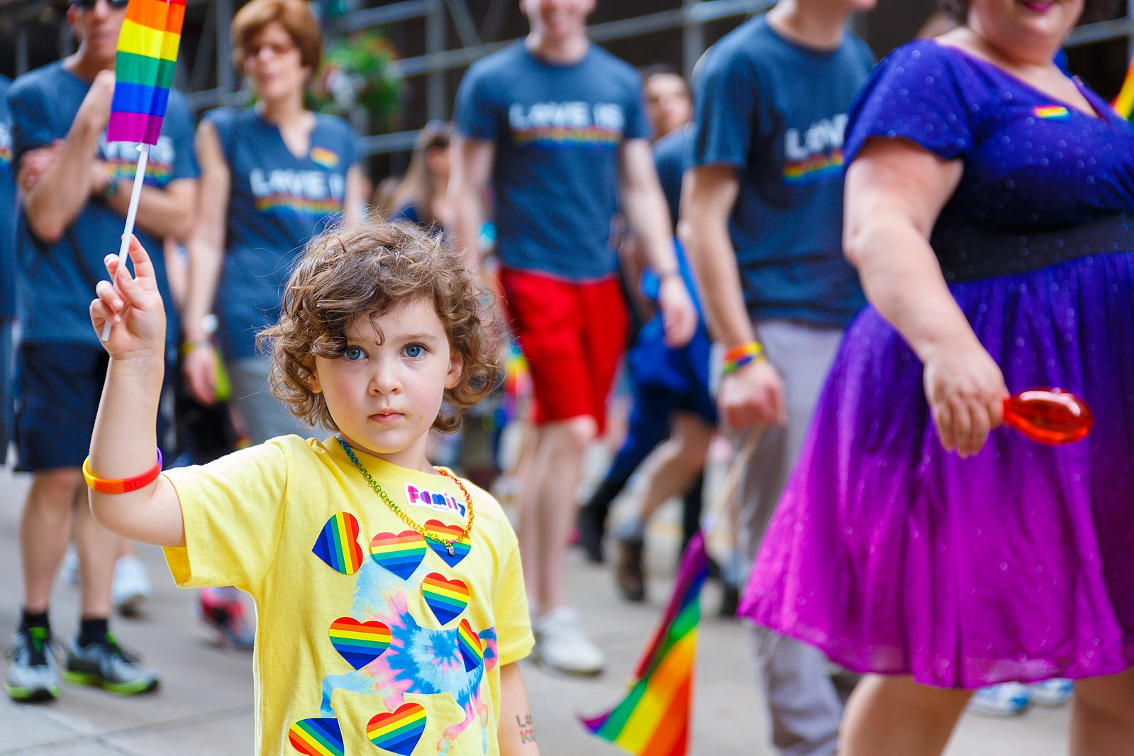 Supporting Your Child's Gender/Sexual Identity