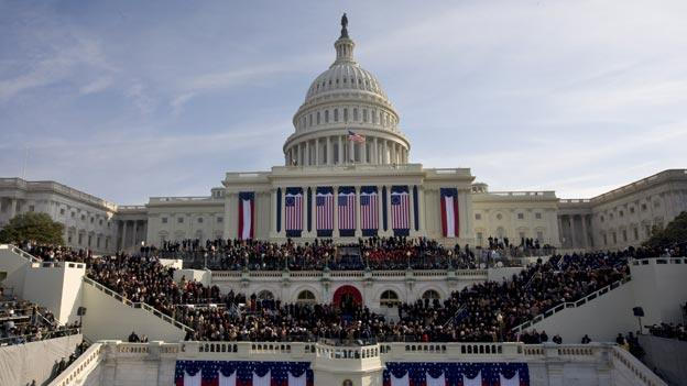 First 5 LA's Hall of History: U.S. Presidential Inauguration Day!
