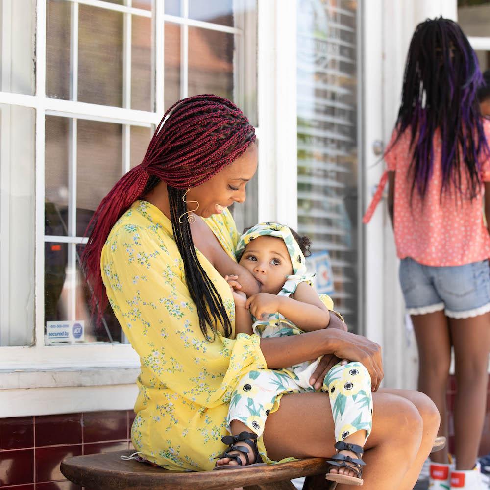 Black Breastfeeding Week Highlights Racial Disparities and the Importance of Breastfeeding to Black Infants